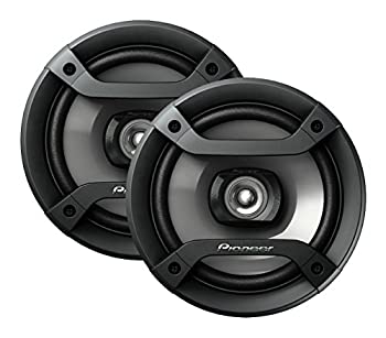 Pioneer TS-F1634R 6.5  200W 2-Way Speakers