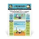 Biglietto Giornale Auguri Pensione (PENSIONATO)