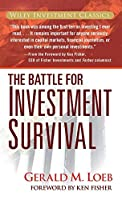 Battle for Investment Survival (Wiley Investment Classics)