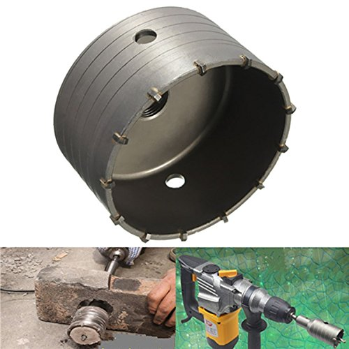 EsportsMJJ 160 mm holle kern boor legering gatzaagmachine voor beton bakstenen muur