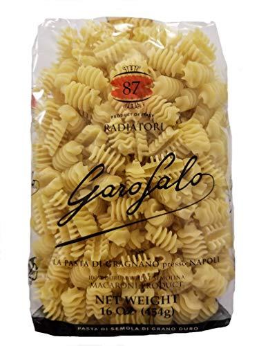 Garofalo No.87 Radiatori Semolina Pasta, 16 oz (Pack of 2)