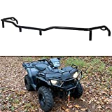 ECOTRIC Steel Front Tough Rack Extender Compatible with 2015-2020 Polaris Sportsman 570