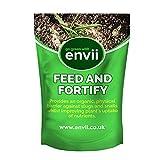 Envii Feed & Fortify – Repelente orgánico de babosas que también mejora el crecimiento de las plantas y es seguro para las mascotas - 400g
