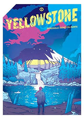 Buchseite und Rezensionen zu 'Yellowstone' von Dave Scheffel-Runte