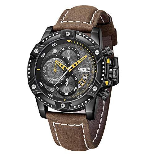 Reloj - Megir - Para Hombre. - TONG-MG2130