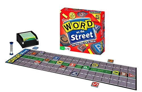 Mensa Word Board Game review