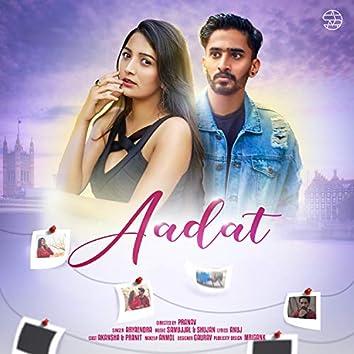Aadat (feat. Aryaendra)