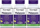 Natrol Fast Dissolve Melatonin Tablets 10 Mg. Citrus Punch 60 Tabs (Pack of 3)