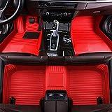 LUVCARPB Alfombrillas Interiores para Coche, aptas para Volvo V90 V40 C30 V60 S80 S90 S40 S60 XC70 XC90 XC40 XC60, Accesorios Impermeables para alfombras