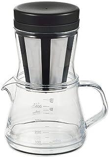 曙産業 コーヒーサーバー ストロン 400 2WAY ドリッパーセット ブラックドリップコーヒー/水出しコーヒー兼用