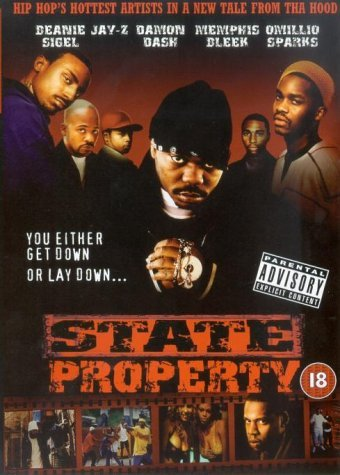 State Property [2002] [DVD] by Beanie Sigel