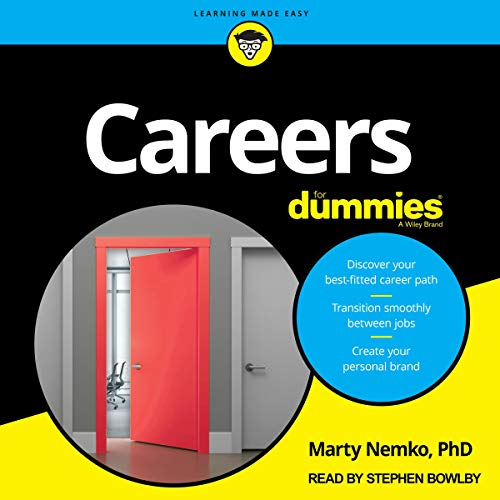 Careers for Dummies cover art