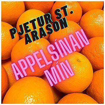 Appelsínan mín
