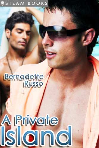 A Private Island - A Sexy M/M Gay Interracial White/Asian Erotic Story from Steam Books (English Edition)