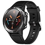 Smart Watch Fitness Tracker,Smart Watch for Android iOS Phones, Exercise Data Activity Tracker with Heart Rate Sleep Monitor Step Counter for Home Fitness Tracking Yoga Waterproof 1.3' Touch Screen