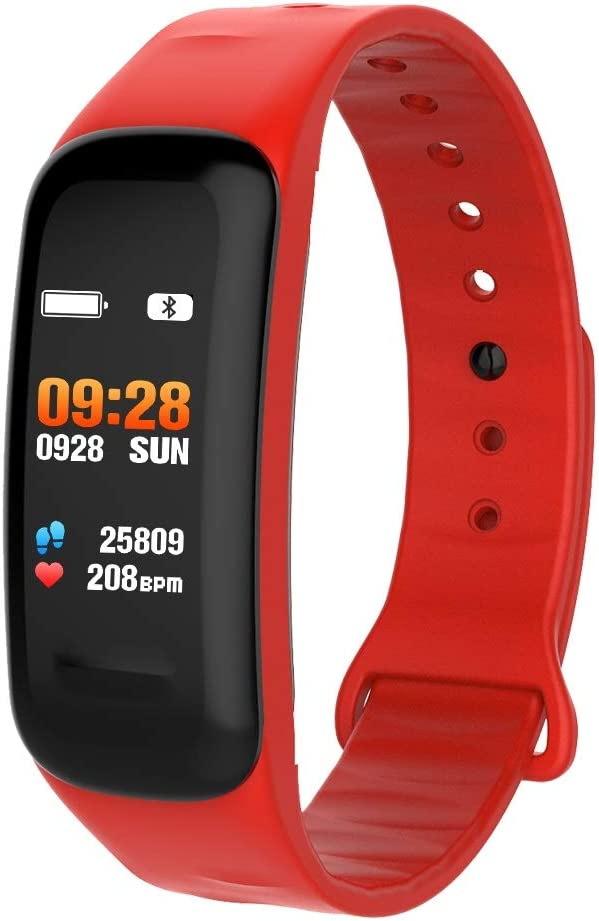 YAOJIA Max 66% OFF Fitness Tracker New Shipping Free Watch with Heart Monitor Rate Blood Press