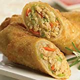 Schwans Minh Pork and Vegetable Roller Grill Egg Roll, 3 Ounce -- 36 per case.
