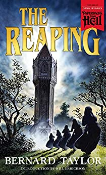 The Reaping (Paperbacks from Hell Book 3) by [Bernard Taylor, Will Errickson]