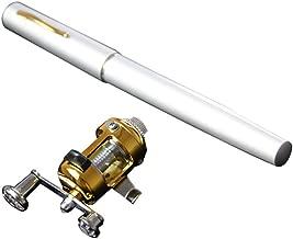 1 Metall Rad Kleine Rolle Mini XM100 Tasche Spinning Angelrolle Legierung Angelger/ät Kleine Spinnrolle 4,3 Walmeck