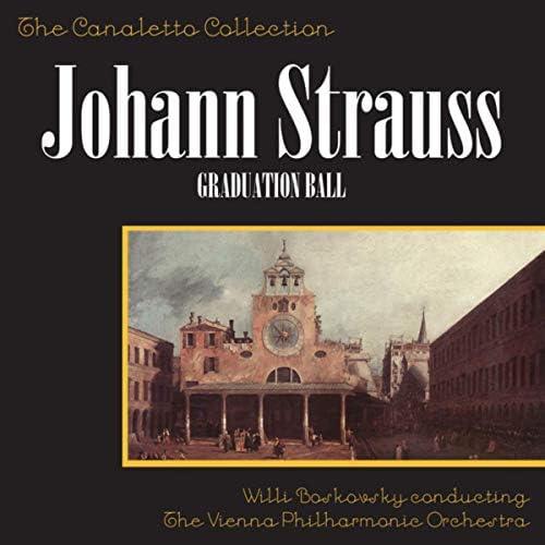 Vienna Philharmonic Orchestra, Johann Strauss & Willi Boskovsky