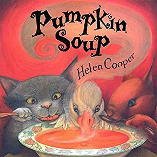 Pumpkin Soup audiobook cover art
