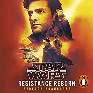 Star Wars: Resistance Reborn cover art