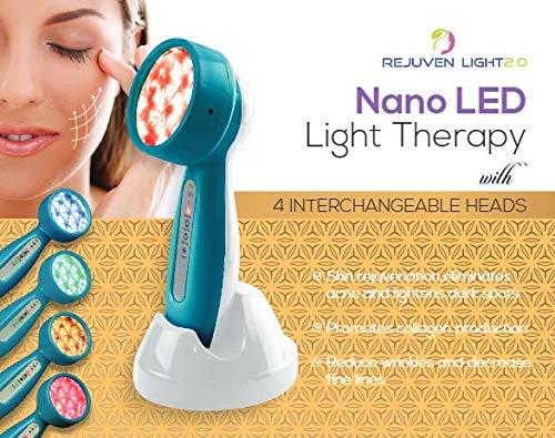 Rejuven Light 2.0 LED Light therapy