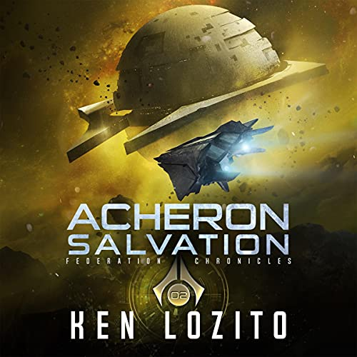 Acheron Salvation cover art