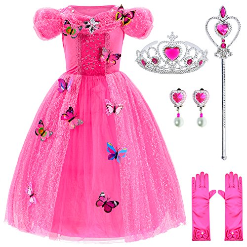 Party Chili Princess Costume for Girls...