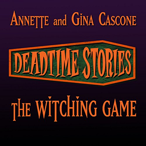 The Witching Game  audiobook cover art