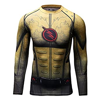Best yellow flash costume Reviews
