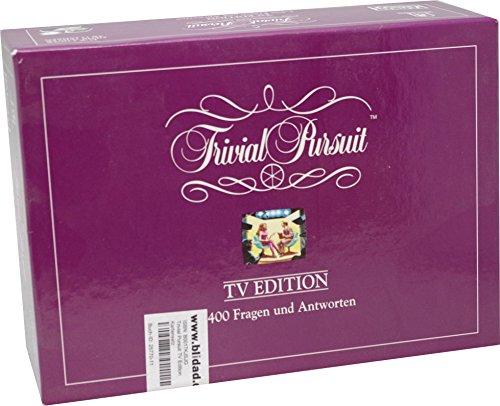 Trivial Pursuit TV Edition Kartensatz