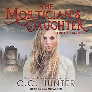 The Mortician's Daughter: Two Feet Under cover art