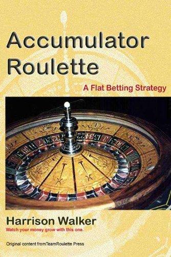Roulette flat betting system sports betting bonus no deposit