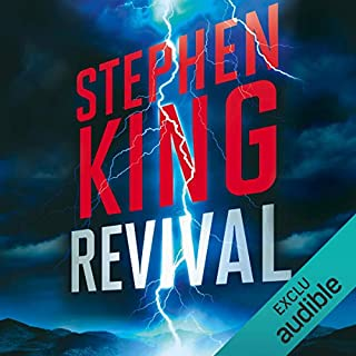 Revival                   De :                                                                                                                                 Stephen King                               Lu par :                                                                                                                                 Lemmy Constantine                      Durée : 13 h et 46 min     96 notations     Global 3,9