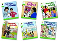 STAGE 2 PATTERNED STORIES PACK (Oxford Reading Tree)