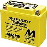 Batteria MBT12B4 Motobatt