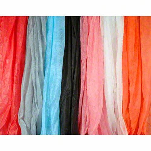 Walimex 15922, 6000 mm, 3000 mm, Negro, Azul, Gris, Rojo, Naranja, Rosa, Blanco