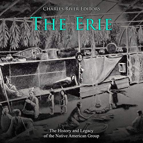 The Erie Audiobook By Charles River Editors cover art