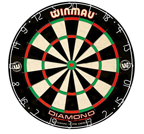 Winmau Diamond Bristle Cible de fléchettes