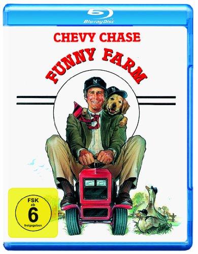 Funny Farm [Alemania] [Blu-ray]