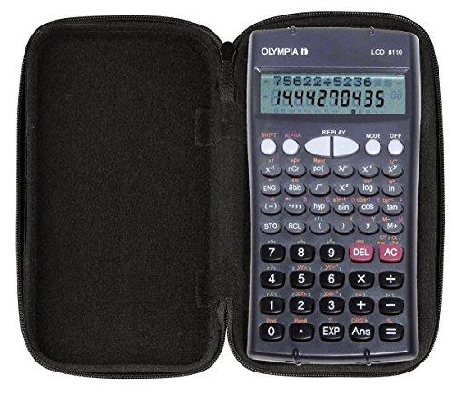 Original CalcCase Schutztasche für Taschenrechner Olympia LCD 8110