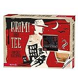 ROTH Krimi + Tee-Adventskalender 2021 Sammleredition gefüllt mit hochwertigen Teesorten und Krimi-Buch, Krimi & Teebeutel-Kalender für die Vorweihnachtszeit