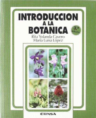 Introducción a la botánica (Libros de biología)