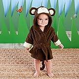 IAMZHL New Luvable Friends Animal Charater Set de Toallas de baño con Capucha cuadradas Producto para bebés Toalla de bebé de Dibujos Animados Toallas de baño Infantiles-4 Years
