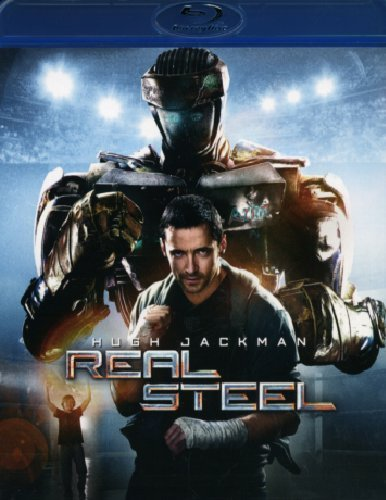 Real steel [Italia] [Blu-ray]