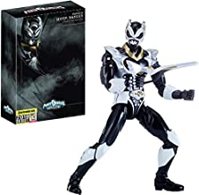 Power Rangers in Space Psycho Silver Ranger Legacy Collection 6-Inch Action Figure - Entertainment Earth Exclusive