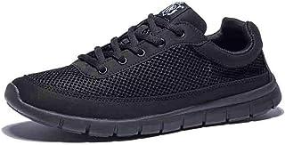 Scarpe Casual Leggere da Uomo Sneakers Traspiranti estive Comfort Scarpe da Passeggio con Fondo Morbido Scarpe da Ginnasti...