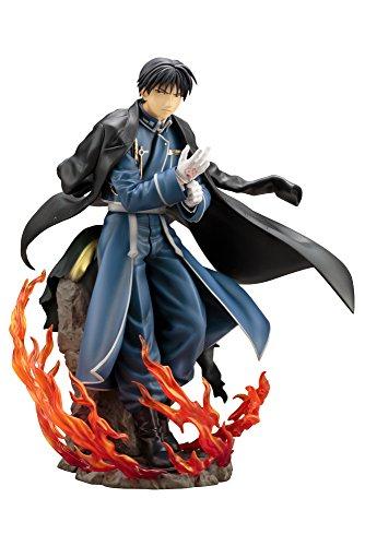 Fullmetal Alchemist Roy Mustang 1/8 Scale PVC Figure