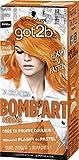 Schwarzkopf - Got2B - Bomb'Art - Coloration Semi Permanente Cheveux - ORANGE 108 L'Acidulée - 50 ml